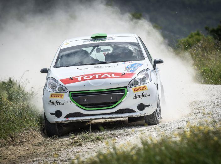Trofeo Peugeot Competition – Lo sterrato di San Marino per i Magnifici Sette - Foto 3 di 5