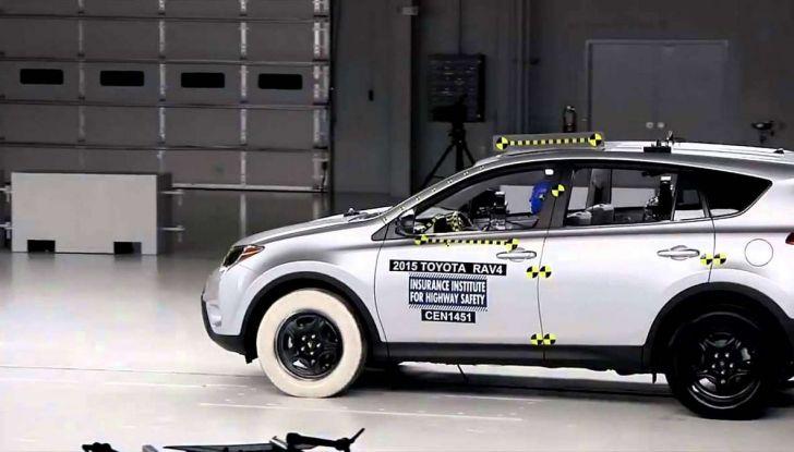 Sicurezza in auto: tutte le sigle, dall'ABS al TCS - Foto 10 di 10