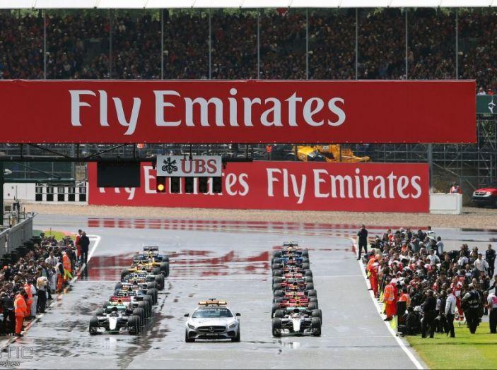 Orari F1, Silverstone 2017: diretta Sky e differita Rai - Foto 5 di 7