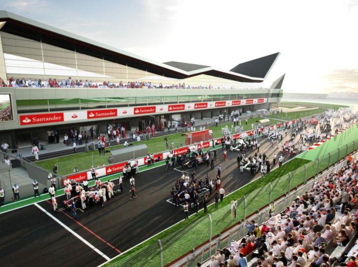 Orari F1, Silverstone 2017: diretta Sky e differita Rai - Foto 1 di 7