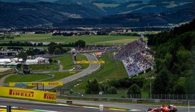 Orari F1 2017, GP d'Austria al Red Bull Ring: diretta in chiaro su Rai e Sky