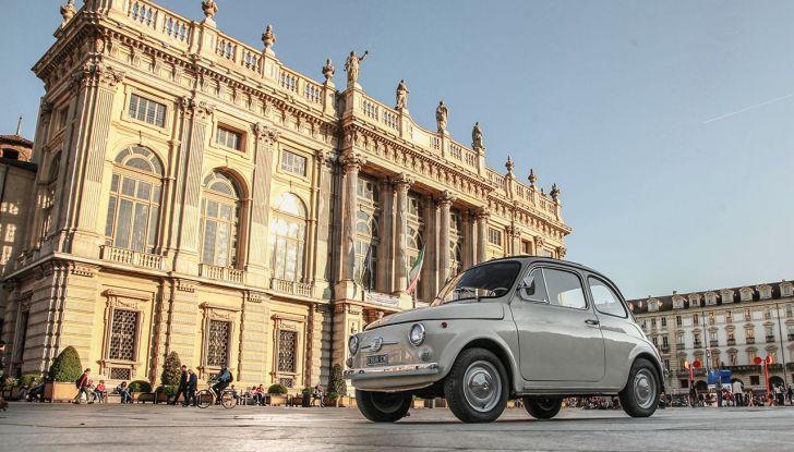 Fiat 500, al MoMA di New York l'iconica citycar - Foto 17 di 27