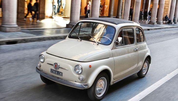 Fiat 500, al MoMA di New York l'iconica citycar - Foto 19 di 27
