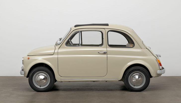 Fiat 500, al MoMA di New York l'iconica citycar - Foto 20 di 27