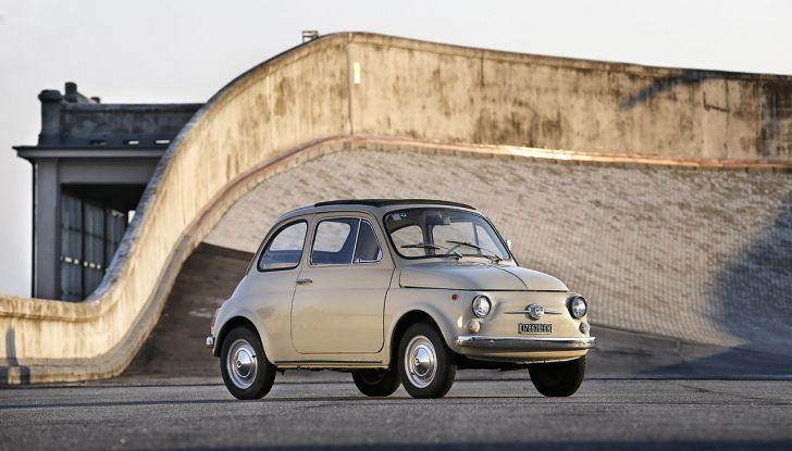 Fiat 500, al MoMA di New York l'iconica citycar - Foto 23 di 27