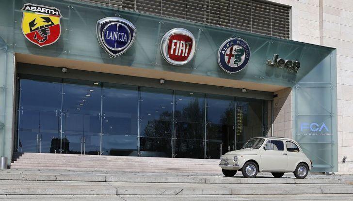Fiat 500, al MoMA di New York l'iconica citycar - Foto 24 di 27