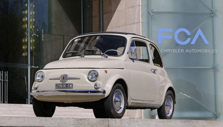 Fiat 500, al MoMA di New York l'iconica citycar - Foto 25 di 27