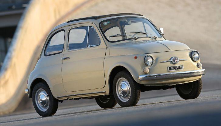 Fiat 500, al MoMA di New York l'iconica citycar - Foto 8 di 27
