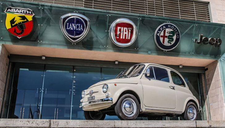 Fiat 500, al MoMA di New York l'iconica citycar - Foto 13 di 27