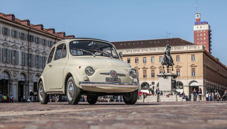 Fiat 500, al MoMA di New York l'iconica citycar - Foto 16 di 27