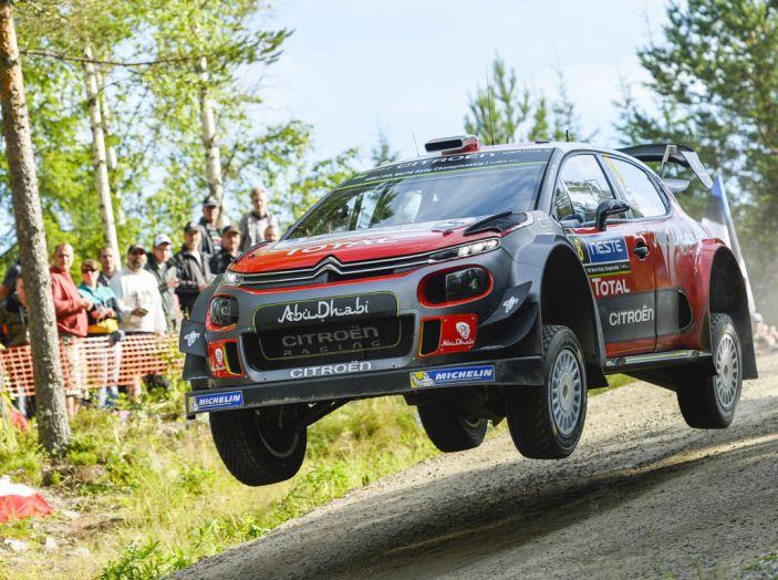 WRC Finlandia – Giorno 1: Breen quarto con la sua C3 WRC - Foto 4 di 4