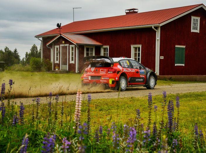 WRC Finlandia – Giorno 2: Craig Breen nel gruppo di testa - Foto 4 di 4
