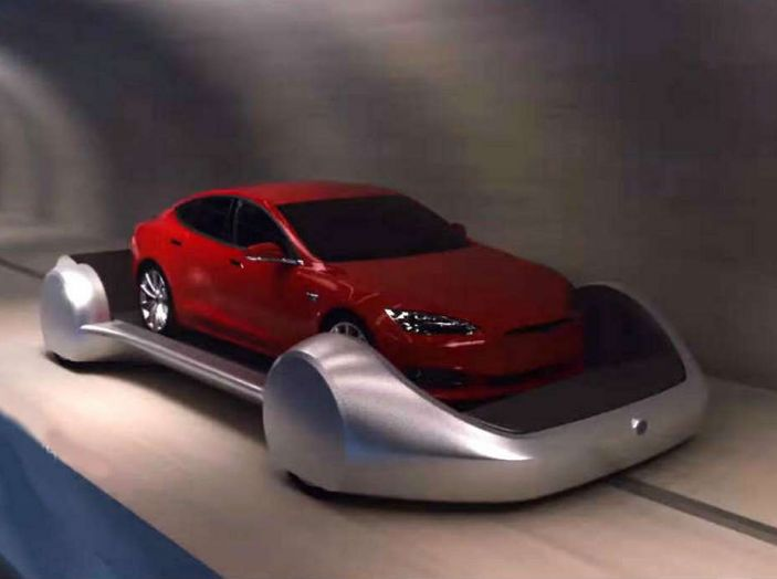 Il tunnel sotterraneo sotto Los Angeles, ultima idea di Elon Musk - Foto 1 di 7