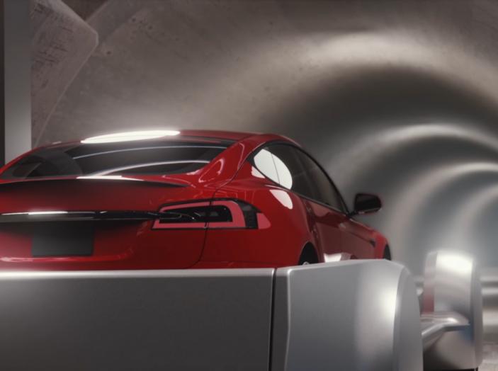 Il tunnel sotterraneo sotto Los Angeles, ultima idea di Elon Musk - Foto 3 di 7