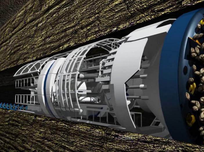 Il tunnel sotterraneo sotto Los Angeles, ultima idea di Elon Musk - Foto 5 di 7