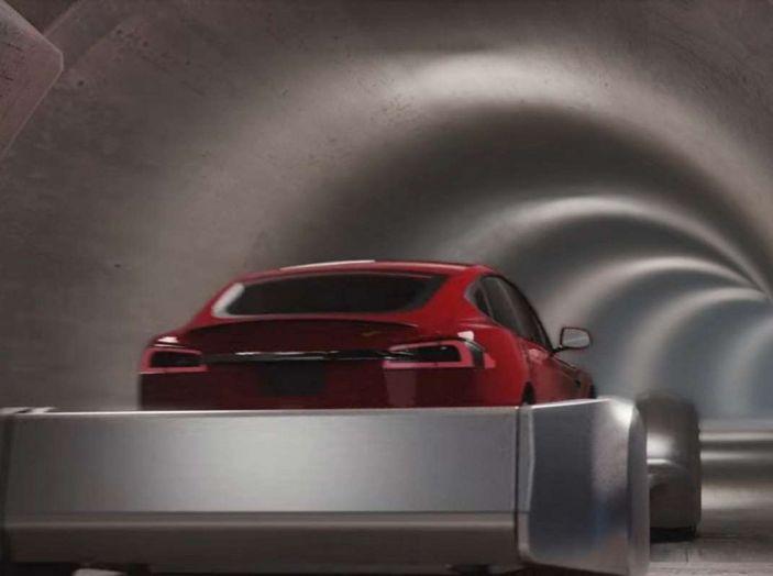 Il tunnel sotterraneo sotto Los Angeles, ultima idea di Elon Musk - Foto 6 di 7