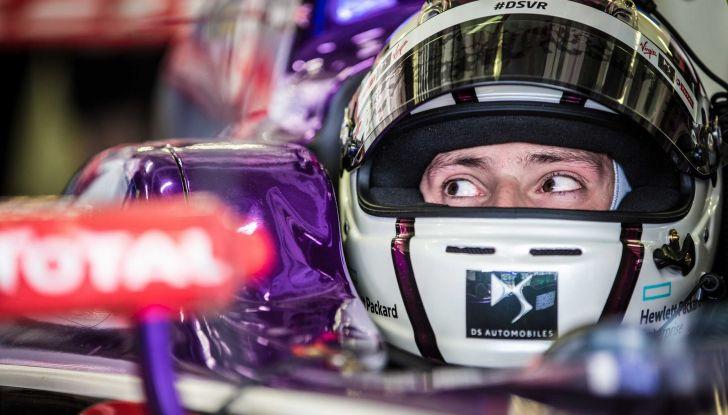 Alex Lynn debutto a tutta velocità con DSV-02 - Foto 3 di 5