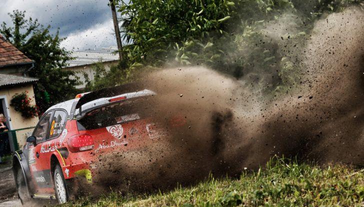 WRC Polonia – Giorno 2: tra i tempi migliori i 3 piloti delle Citroën C3 WRC - Foto 3 di 3
