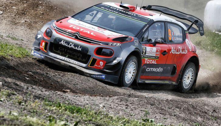 WRC Polonia – Giorno 2: tra i tempi migliori i 3 piloti delle Citroën C3 WRC - Foto 1 di 3