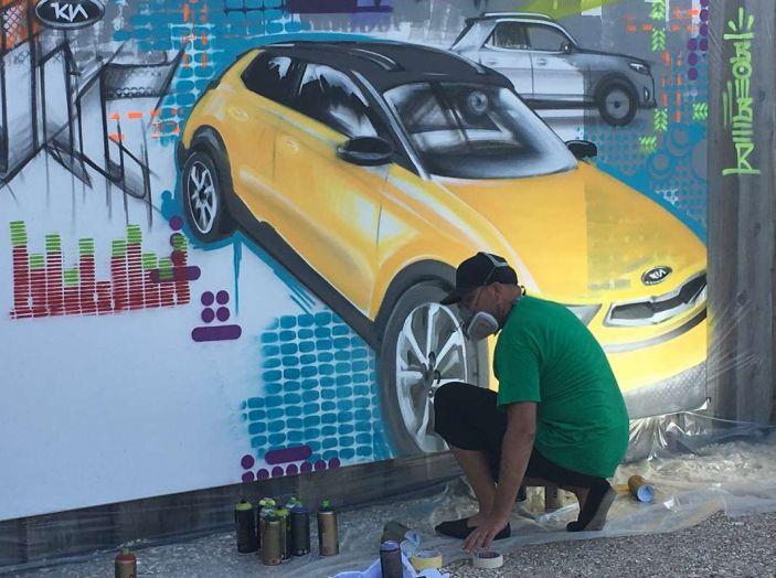 Kia Stonic, prova su strada del crossover urbano compatto - Foto 5 di 11