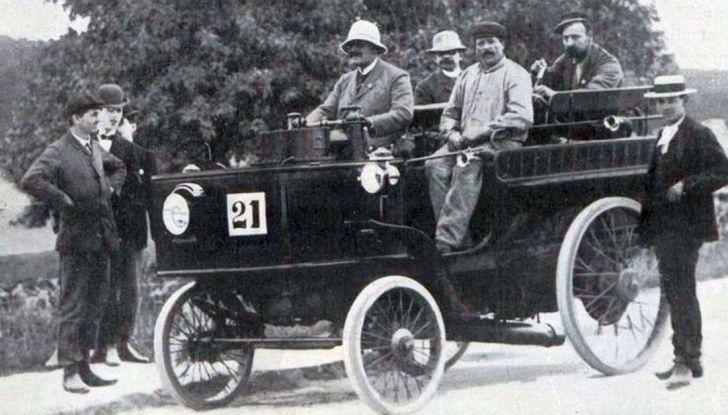 La prima gara di velocità tra auto: storia della Parigi – Dieppe - Foto 4 di 8