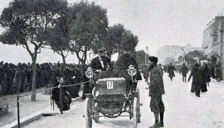 La prima gara di velocità tra auto: storia della Parigi – Dieppe - Foto 5 di 8