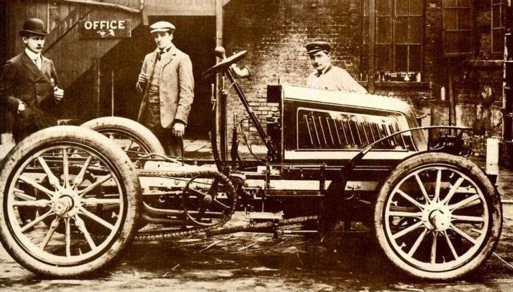 La prima gara di velocità tra auto: storia della Parigi – Dieppe - Foto 8 di 8