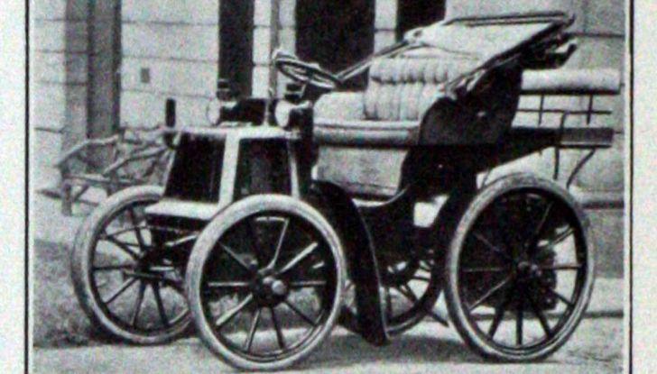 La prima gara di velocità tra auto: storia della Parigi – Dieppe - Foto 1 di 8