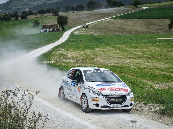 Trofeo Peugeot Competition – Lo sterrato di San Marino per i Magnifici Sette - Foto 4 di 5