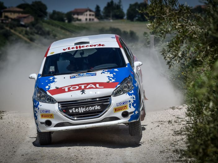 Trofeo Peugeot Competition – Lo sterrato di San Marino per i Magnifici Sette - Foto 5 di 5