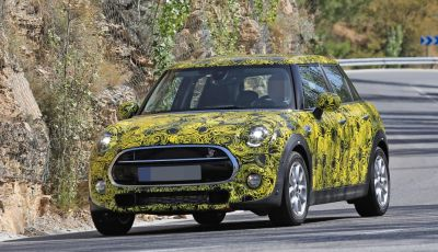 Nuova MINI Cooper 2018: like a Gentleman in a Go-Kart