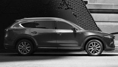 Mazda CX-8, il nuovo SUV a 7 posti