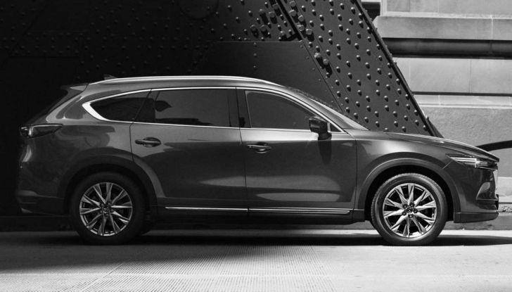 Mazda CX-8, il nuovo SUV a 7 posti - Foto 1 di 5
