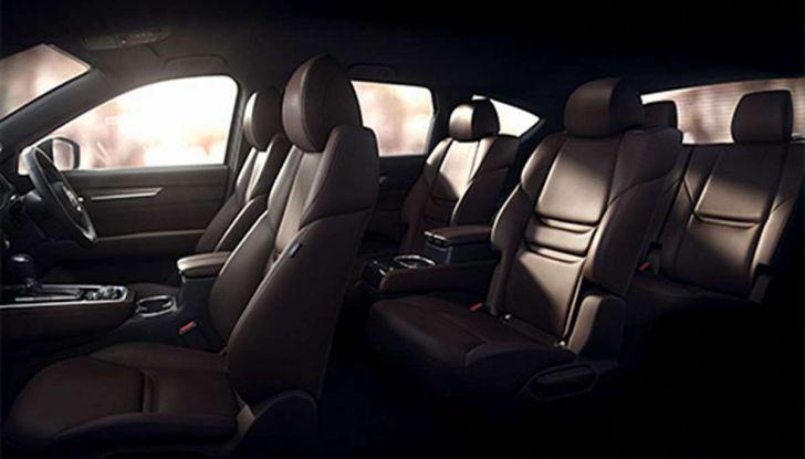 Mazda CX-8, il nuovo SUV a 7 posti - Foto 5 di 5