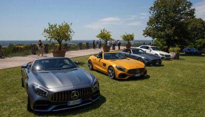 Mercedes-AMG festeggia 50 anni di storia