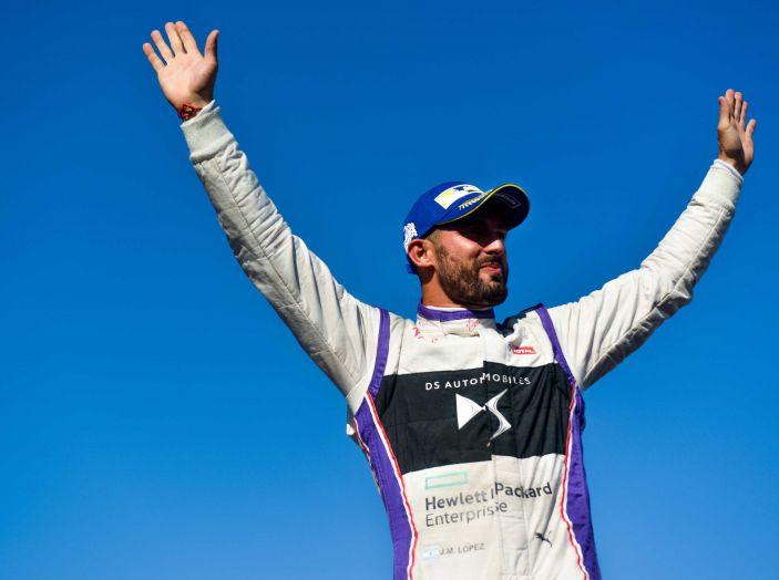 DS Virgin Racing conclude con una nota positiva la stagione con il podio di Josè Marìa Lòpez - Foto 1 di 10