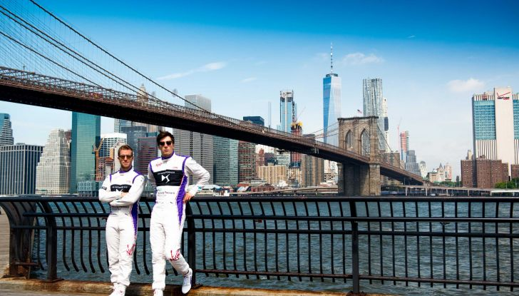 "DS Virgin Racing sbarca a New York con un team ""inglese"" - Foto 1 di 4"