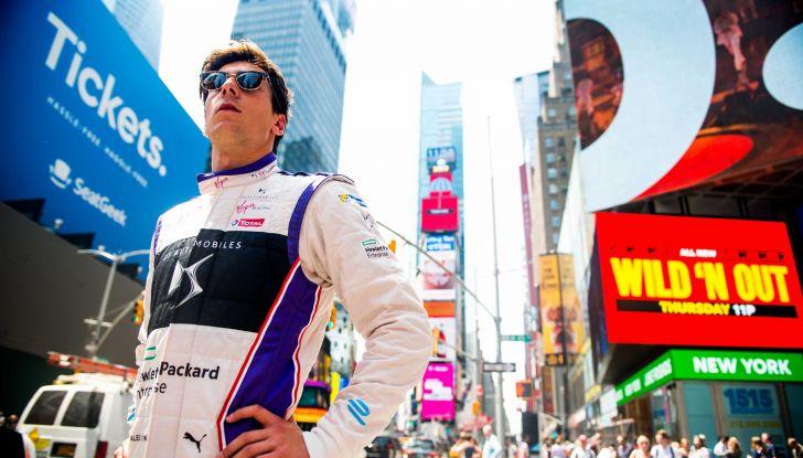 Alex Lynn debutto a tutta velocità con DSV-02 - Foto 2 di 5