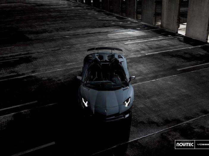 Lamborghini Aventador Novitec Torado, tuning da 970 CV - Foto 3 di 8