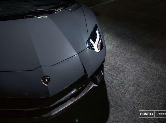 Lamborghini Aventador Novitec Torado, tuning da 970 CV - Foto 4 di 8