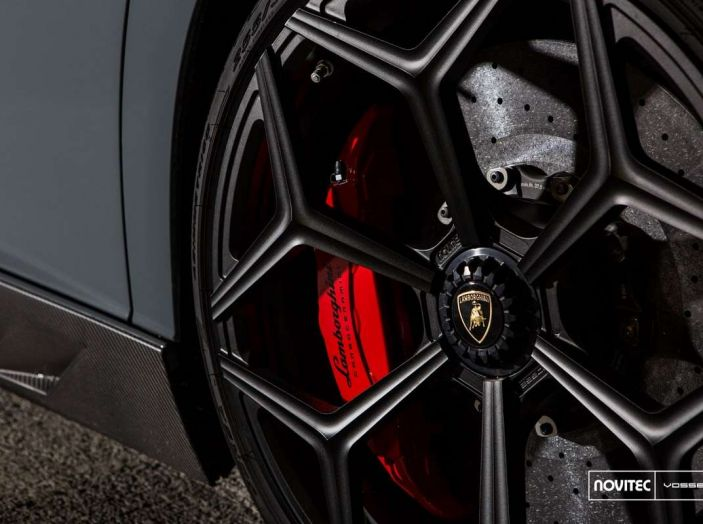 Lamborghini Aventador Novitec Torado, tuning da 970 CV - Foto 7 di 8