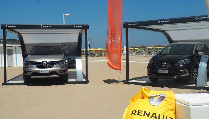 Nuovo Renault Koleos protagonista del Renault Vertical Summer Tour 2017 - Foto 16 di 28