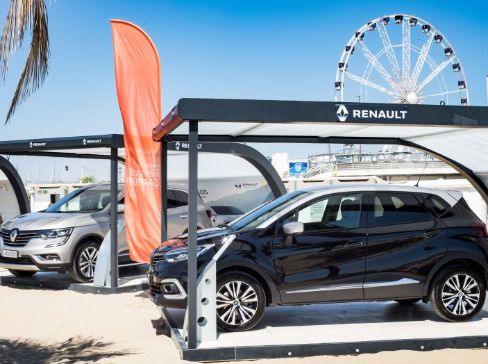 Nuovo Renault Koleos protagonista del Renault Vertical Summer Tour 2017 - Foto 6 di 28
