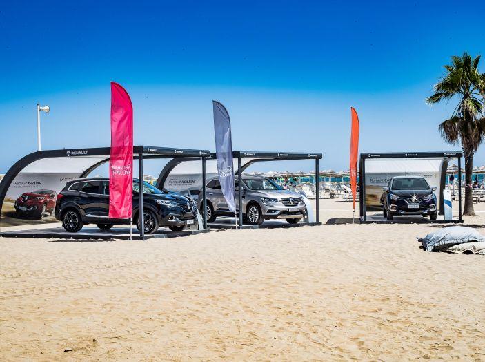 Nuovo Renault Koleos protagonista del Renault Vertical Summer Tour 2017 - Foto 1 di 28