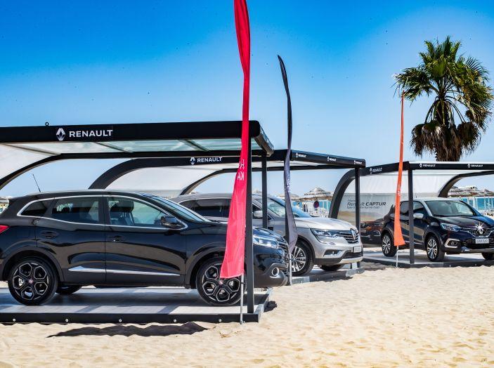 Nuovo Renault Koleos protagonista del Renault Vertical Summer Tour 2017 - Foto 5 di 28