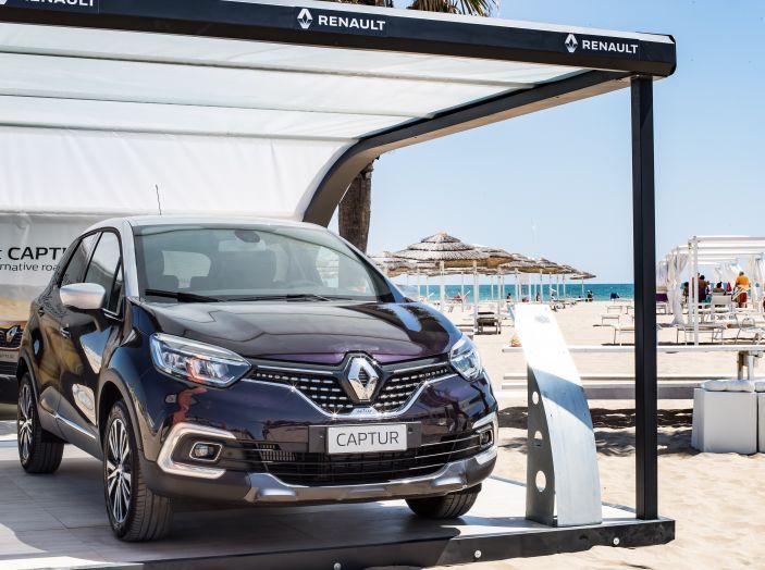 Nuovo Renault Koleos protagonista del Renault Vertical Summer Tour 2017 - Foto 4 di 28