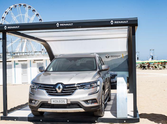 Nuovo Renault Koleos protagonista del Renault Vertical Summer Tour 2017 - Foto 28 di 28