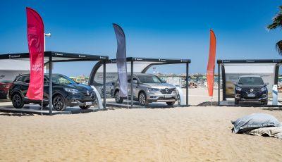 Nuovo Renault Koleos protagonista del Renault Vertical Summer Tour 2017