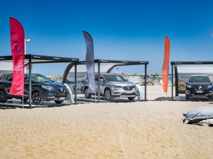 Nuovo Renault Koleos protagonista del Renault Vertical Summer Tour 2017 - Foto 27 di 28