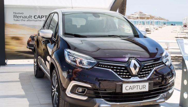 Nuovo Renault Koleos protagonista del Renault Vertical Summer Tour 2017 - Foto 25 di 28